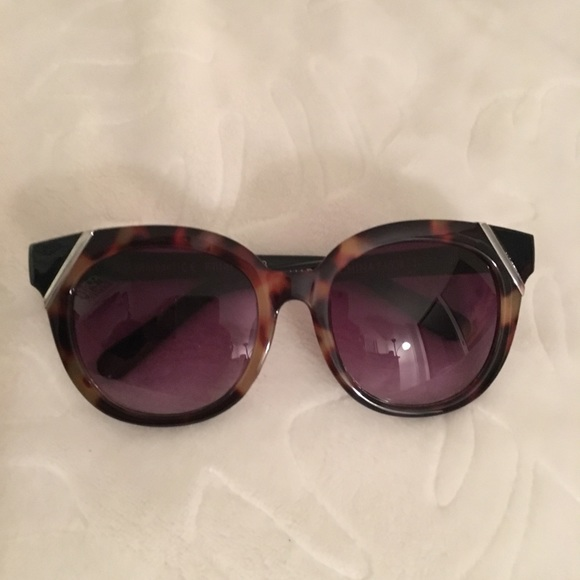 b1bb66ff7 A.J. Morgan Accessories | Aj Morgan Cat Eye Sunglasses Tortoise ...